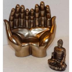 Mani di Buddha con Buddha...