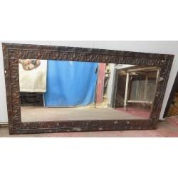 Specchio in metallo ferro...