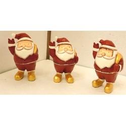 Babbo Natale in legno varie...