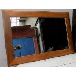 Specchio in legno di teak...