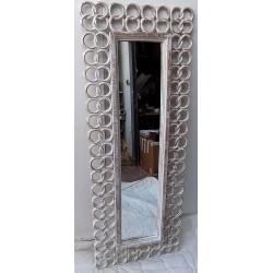Specchio in legno...