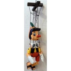 Pinocchio piccolo burattino...