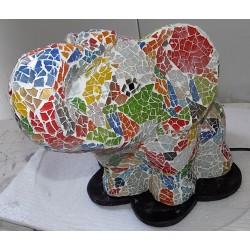 Lampada abatjour Elefante...