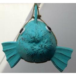 Pesce decorazione marina in...