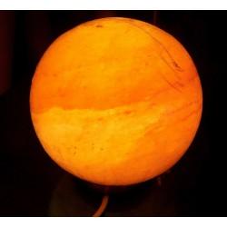 Lampada di Sale a sfera cm...