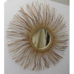 Specchio sole in vegetale...